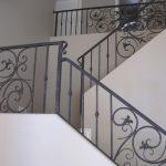 Climbable Stair Railings