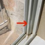 Common to find window issues. Hard to open, lock and or cracked glass. Found by the El Paso home inspector on a regular basis.