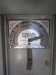 milk slot dial