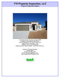 sample-llc-fyi-property-inspection-el-paso-texas